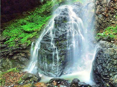 Baijigou Scenic Spot