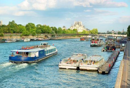 Batobus塞納河水上巴士