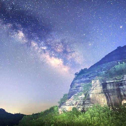 Guangxi Mount Yenxia Scenic Area
