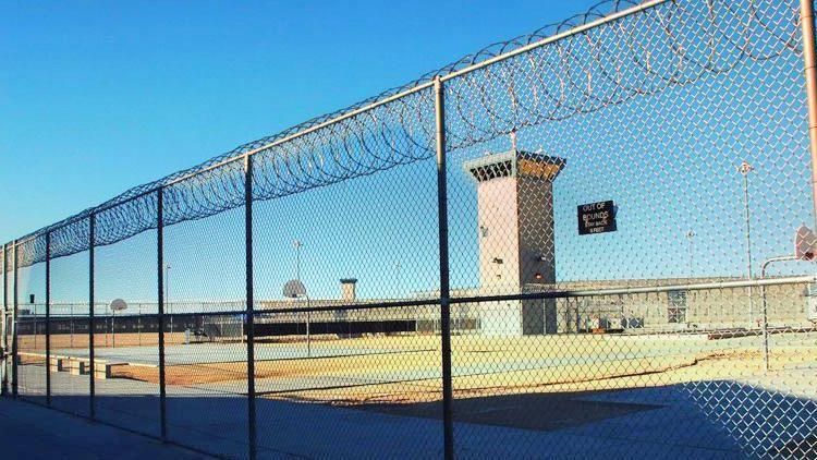 US Prison Bureau