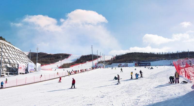 Cuiyunshan Yinhe Ski Field