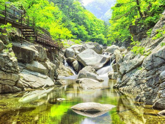 오대산국립공원