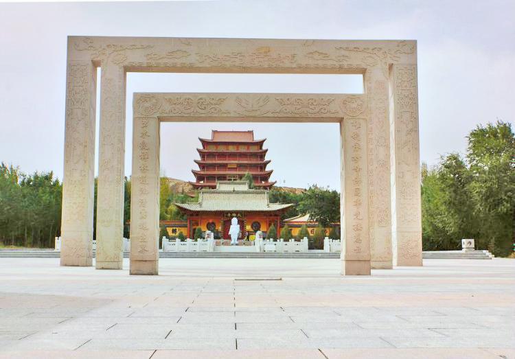 山丹大佛寺