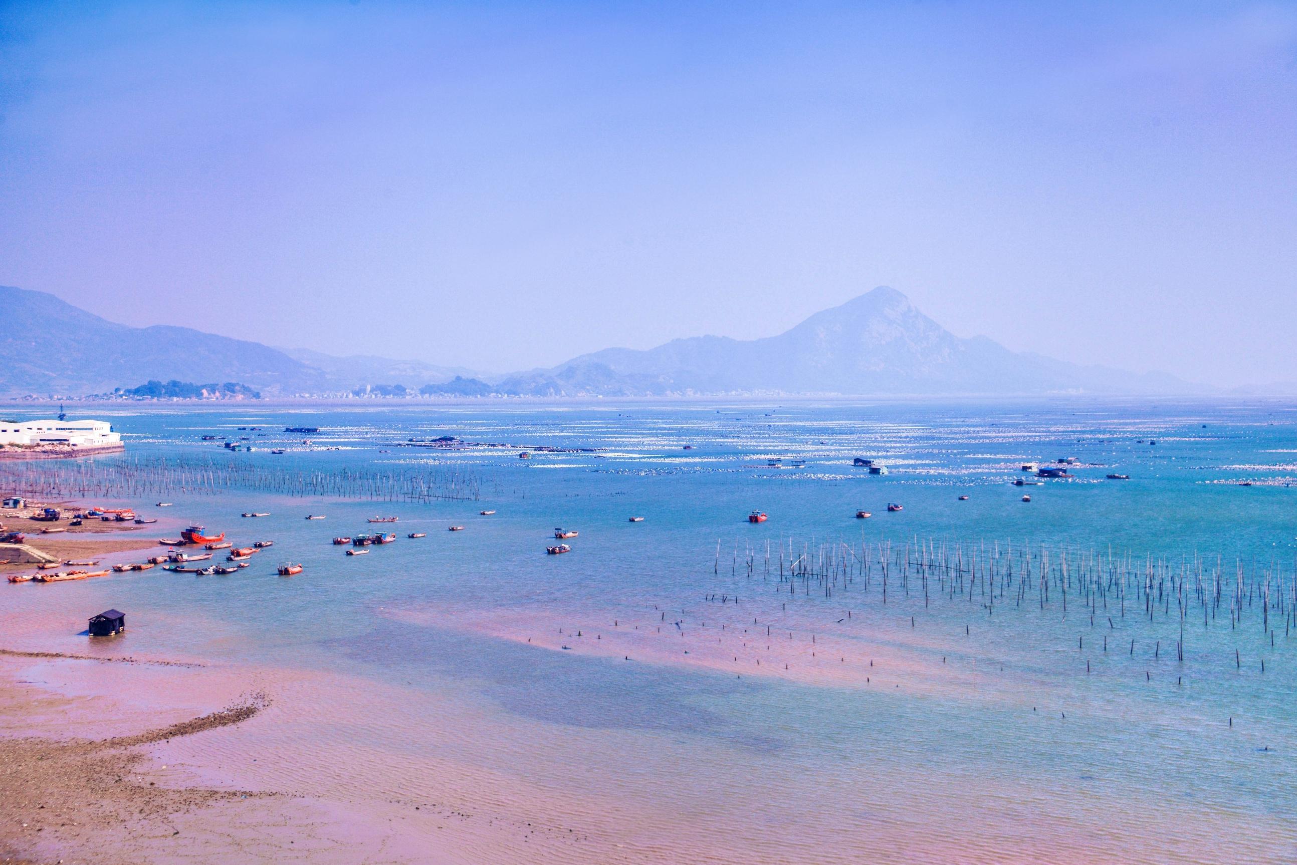 Xiapu Dajing Sand Beach