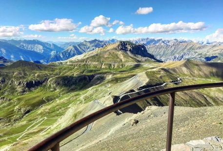 Col de la Bonette山