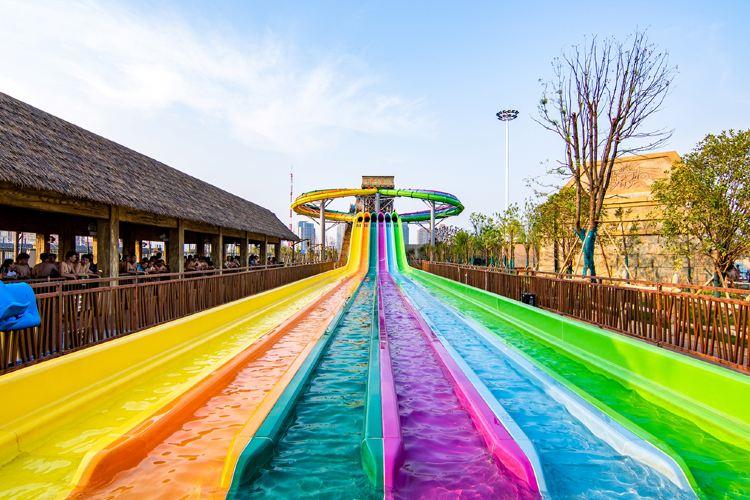 南昌華僑城瑪雅樂園2