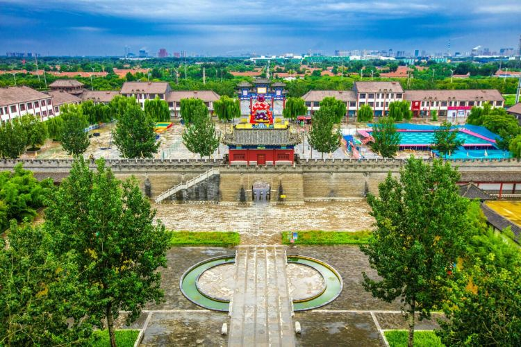 Yangjiabu Folk Art Grand View Garden4