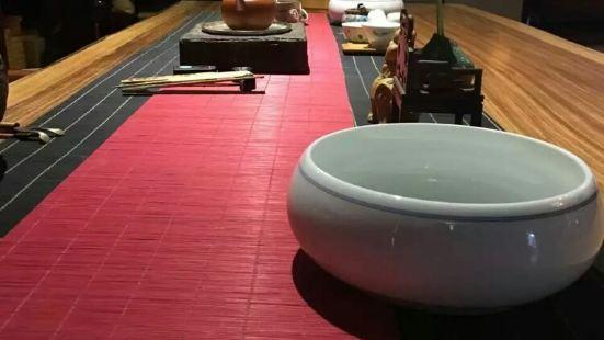 蓮心禪茶素菜館