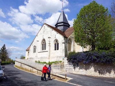 Eglise Sainte-Radegonde