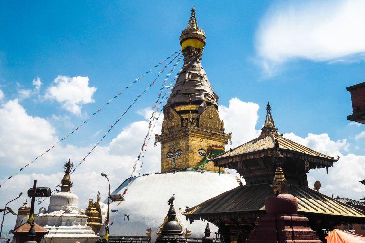 斯瓦揚布納寺3