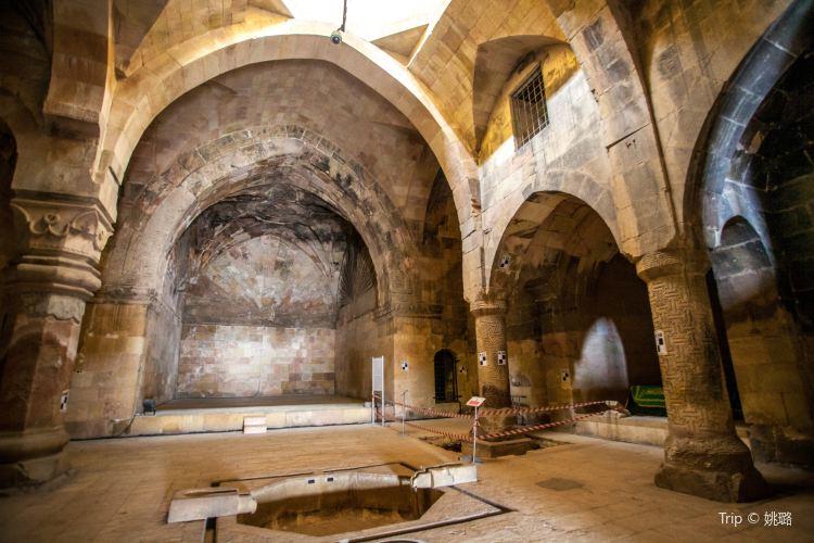 Divrigi Great Mosque & Mental Hospital/Divrigi Ulu Cami ve Darussifa1