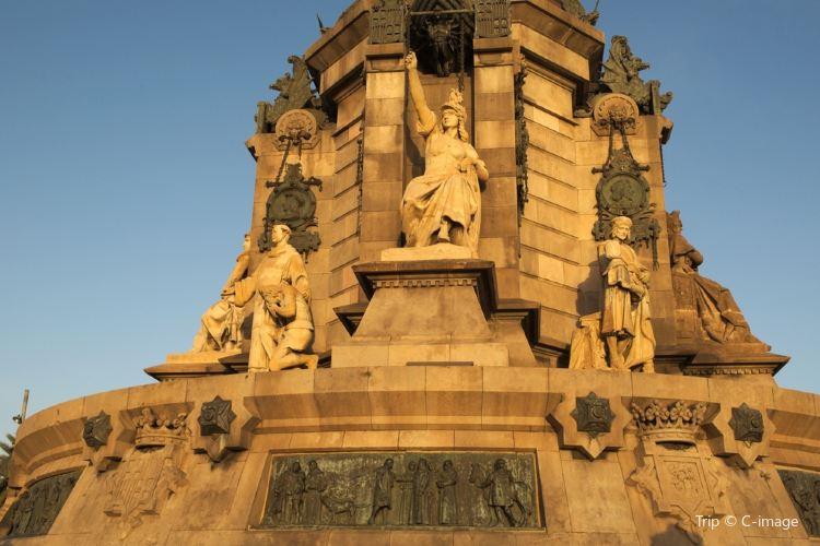 哥倫布紀念碑4