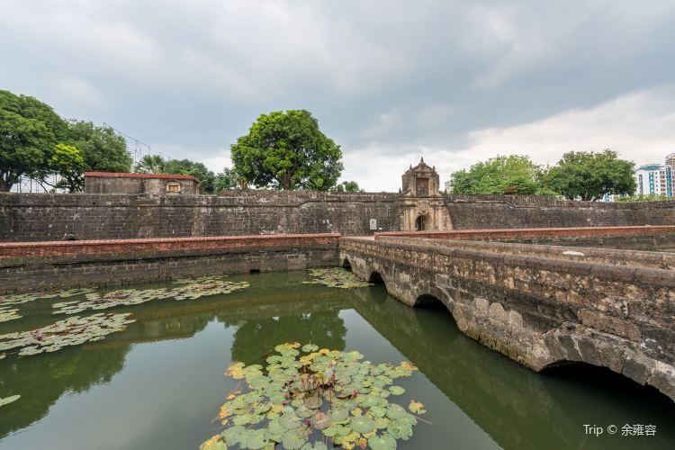 Fort Santiago1