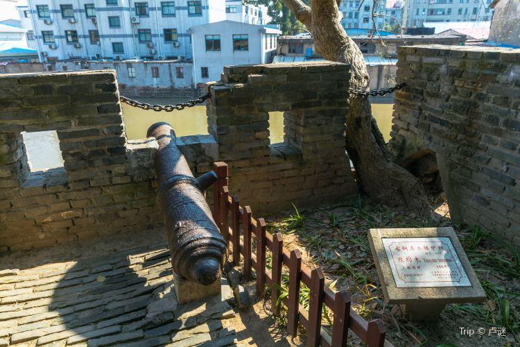 Chuansha Ancient City Wall Park3