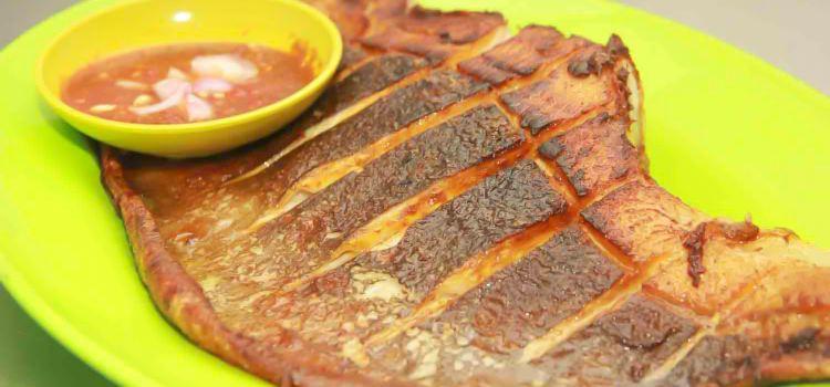 明記燒魚美味店