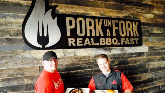 Pork on a Fork