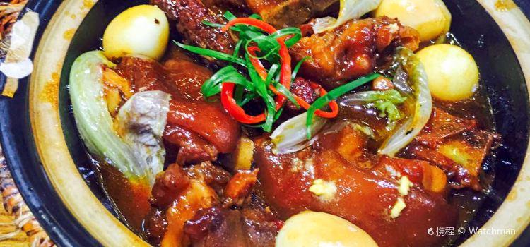 老寧波弄堂菜館
