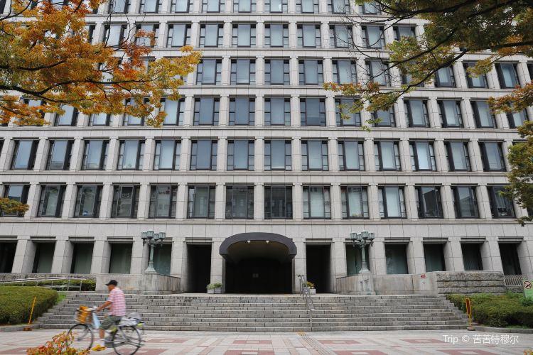 Osaka City Office1