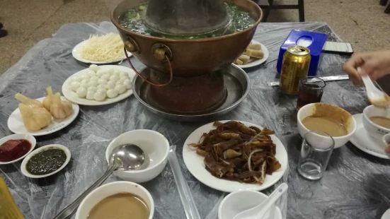 京城羊坊涮羊肉館(湖北路店)