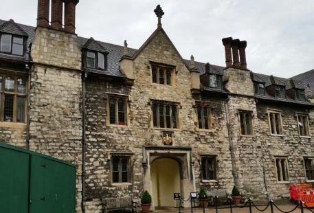 The Charterhouse