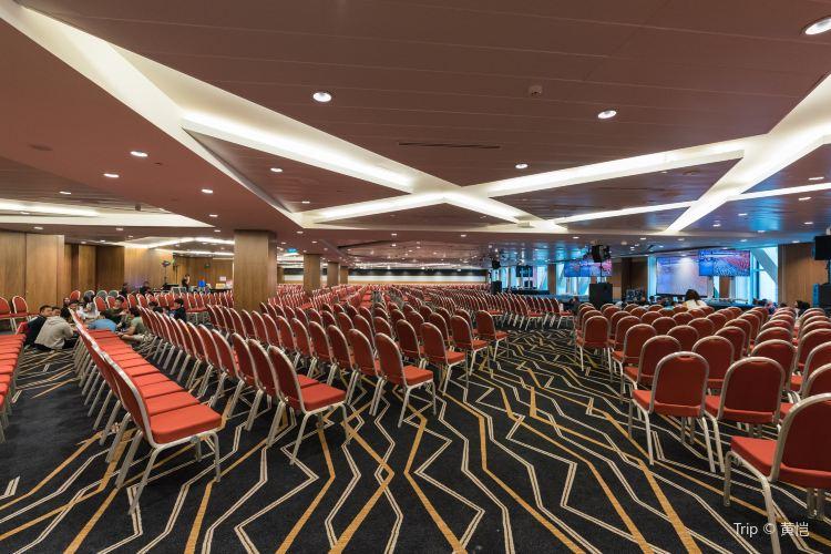 선텍 싱가폴 국제컨벤션전시센터2