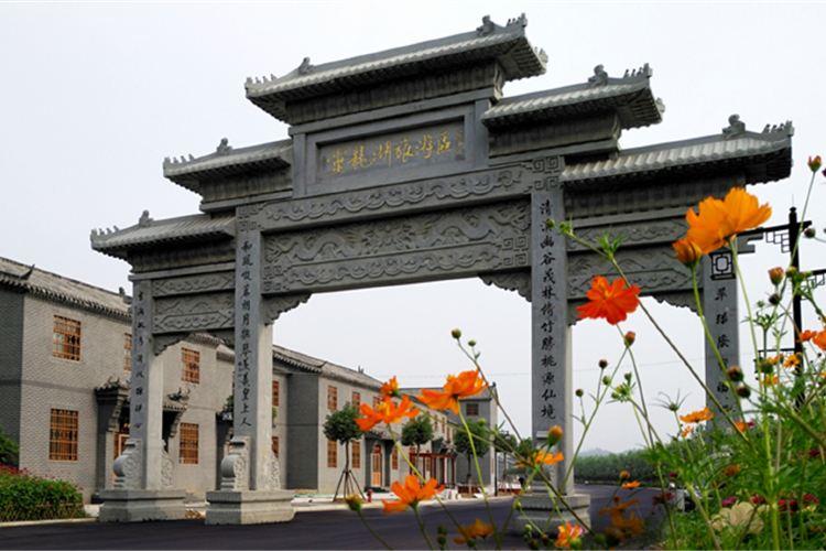 靈龍湖生態文化旅遊區