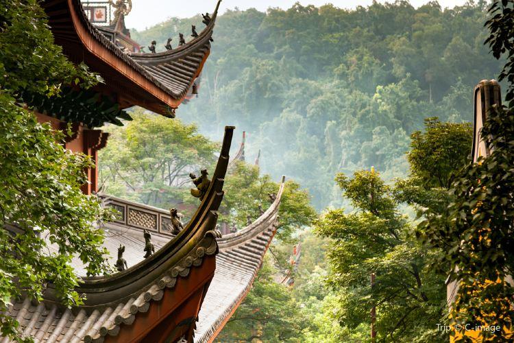 Lingyin Temple1