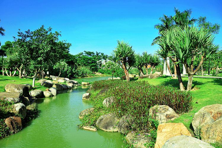 Baxianshan Park2