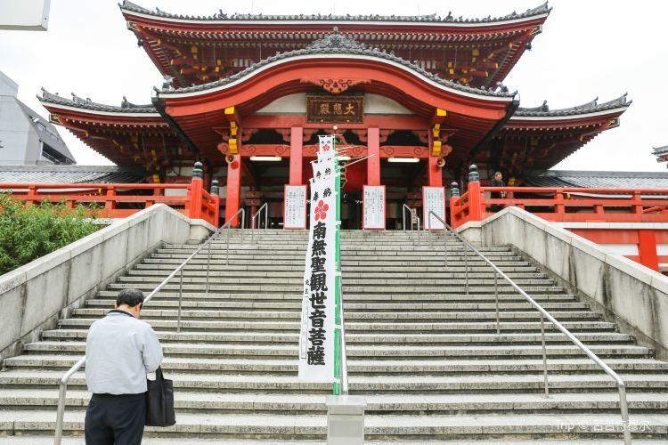 Arako Kannon Temple3