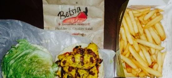 Betsia Kebabs and Chargrilled Burgers