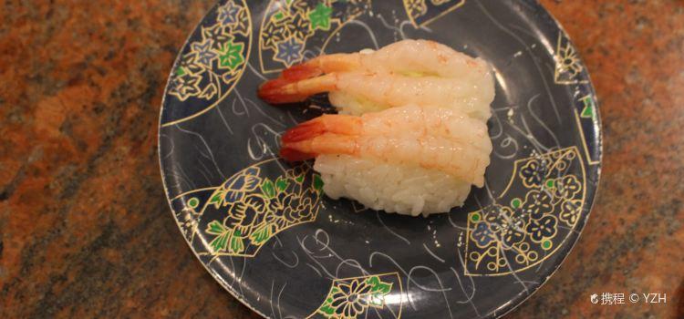 Kaiten-sushi Nemuro Hanamaru(Minami 25 jo)3
