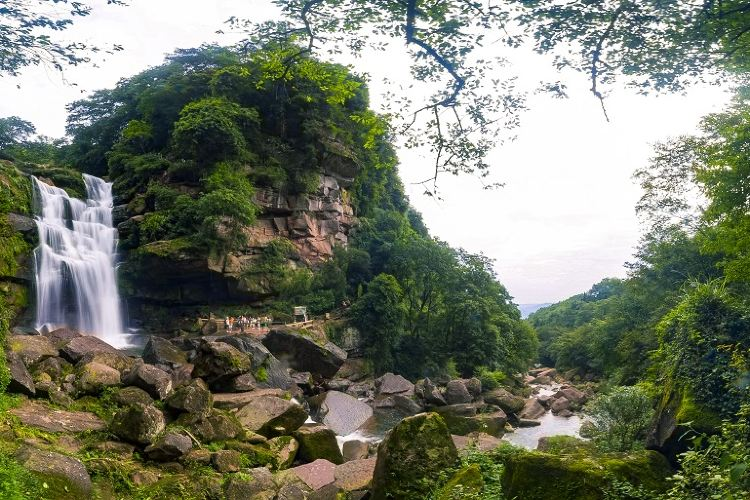 Tiantai Mountain4