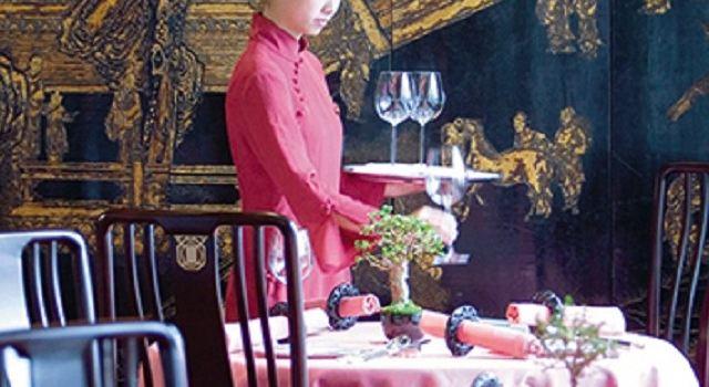 香港文華東方酒店·文華廳1