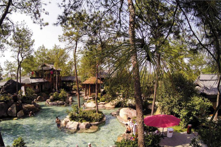 Wuyi Hotspring Resort2