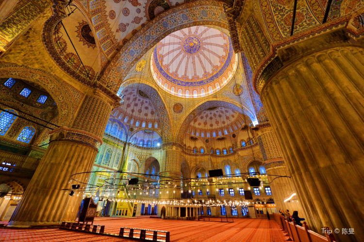 Sultan Ahmed Mosque2