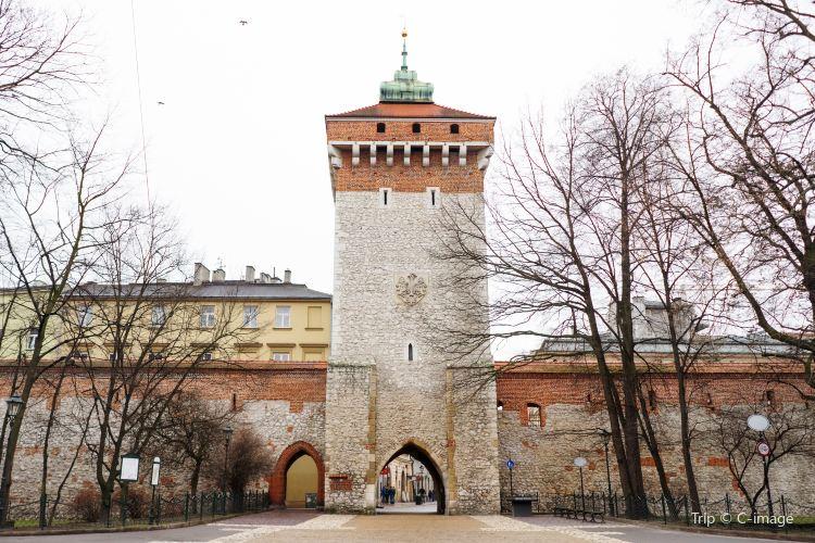 弗洛裡安城門1