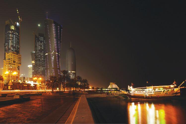 多哈濱海路3