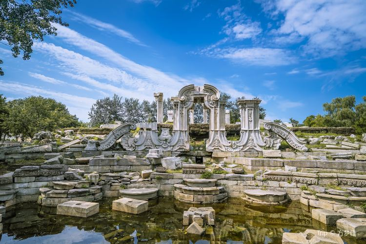 Old Summer Palace3
