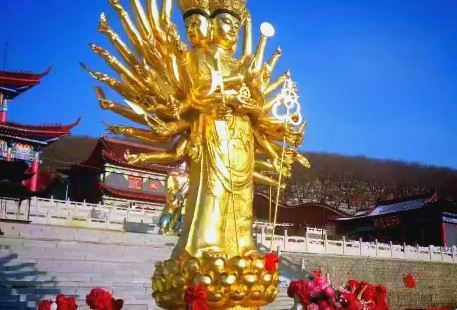Fumushan Zhongdao Temple