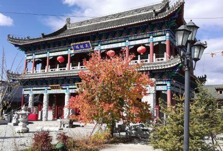 Tianlongchan Temple