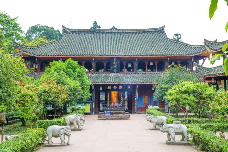 Wannian Temple3