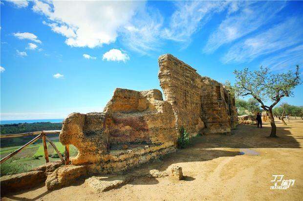 阿克裡真托考古區2