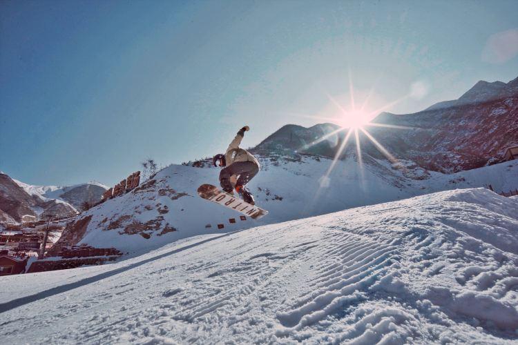 Phoenix Ridge Ski Resort at Baolong Mountain1