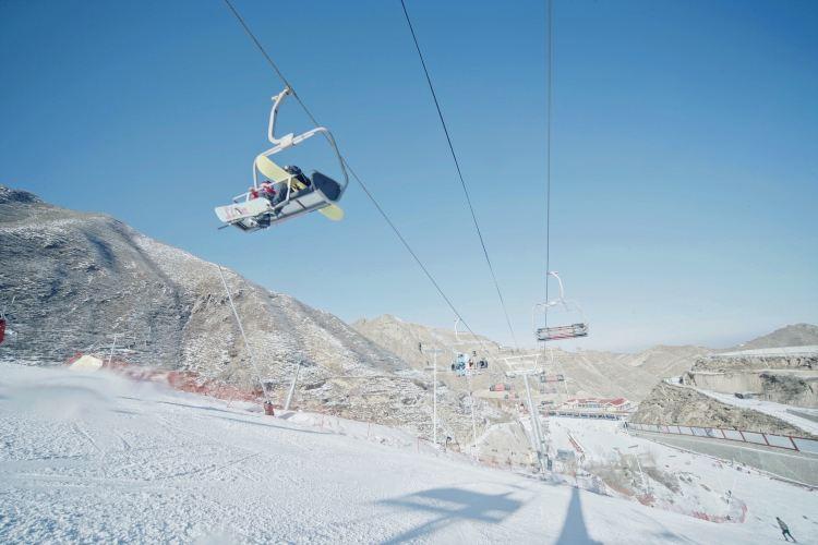 Phoenix Ridge Ski Resort at Baolong Mountain2