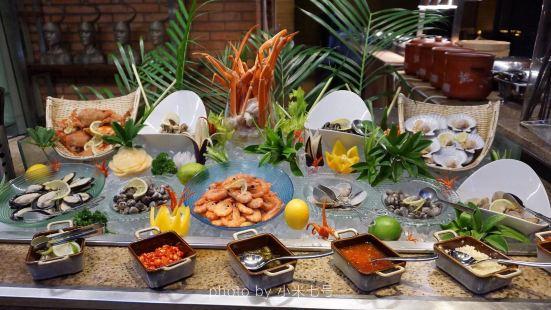 廈門泛太平洋大酒店凱撒三西餐廳