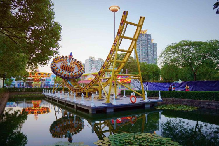 Jinjiang Action Park3