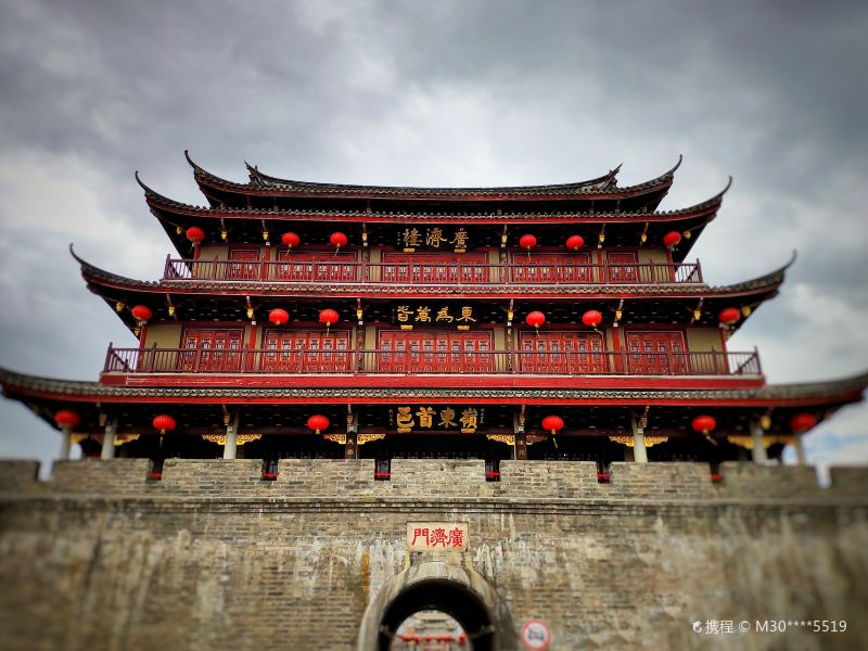 Guangjimen Gate Tower