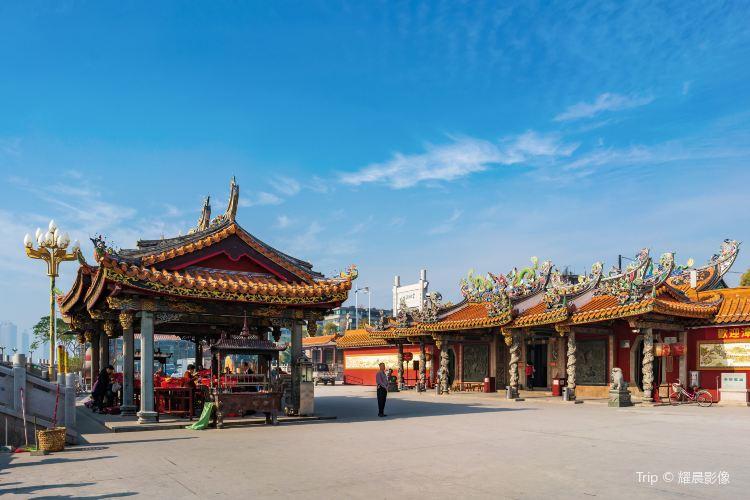 Qinglong Ancient Temple