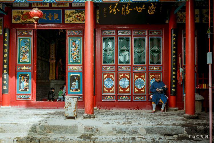 Gaomiao Temple of Zhongwei1