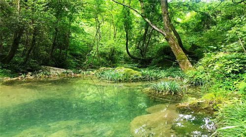 Yanshan Waterfall